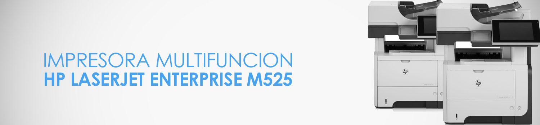 caracteristicas impresora hp m525