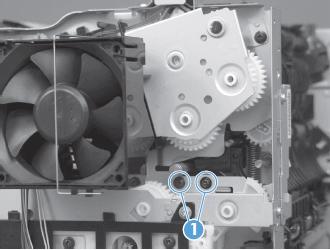 cambiar fusor impresora m401