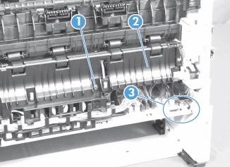 reemplazar fusor hp m401