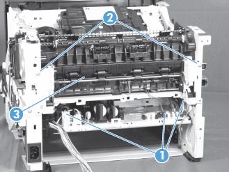 como reemplazar fusor hp m425