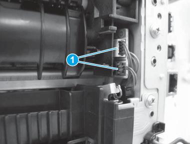 como cambiar fusor rm2-2555