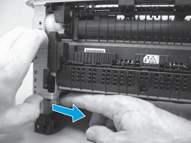 cambiar fusor impresora hp m402dn