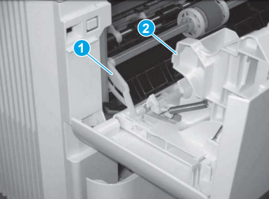 instrucciones cambio fusor hp m403