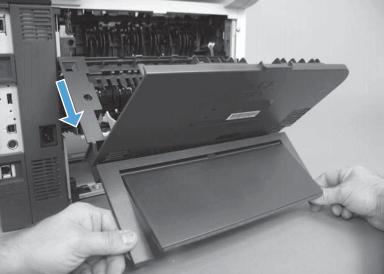 cambiar fusor impresora m525
