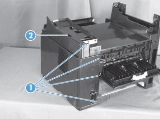 instrucciones fusor hp m401