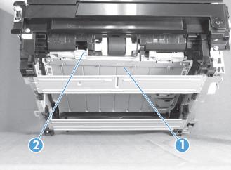 como cambiar fusor rm1-8809