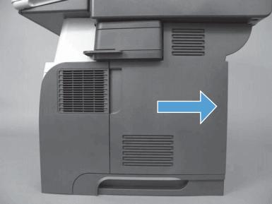 reemplazar fusor hp m525