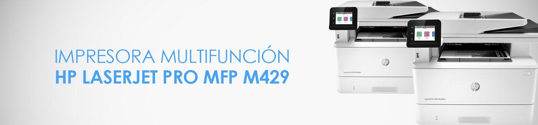caracteristicas impresora hp m429