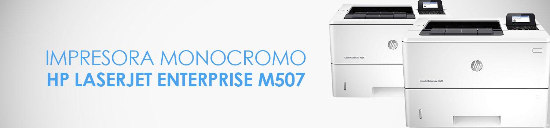 caracteristicas impresora hp m507