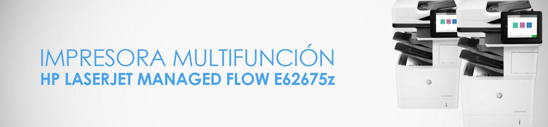 caracteristicas impresora hp e62675