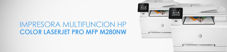 caracteristicas impresora hp m280nw