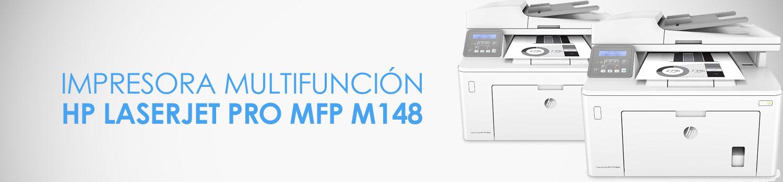 caracteristicas impresora hp m148