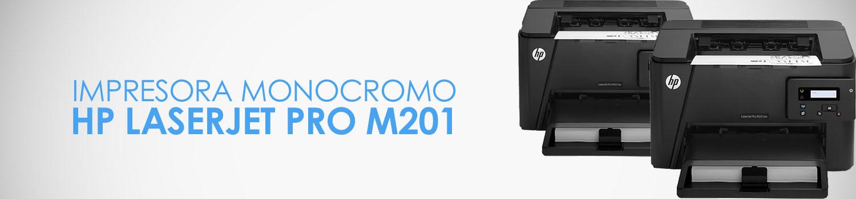 caracteristicas impresora hp m201