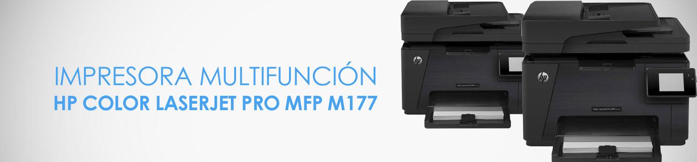 caracteristicas impresora hp m177