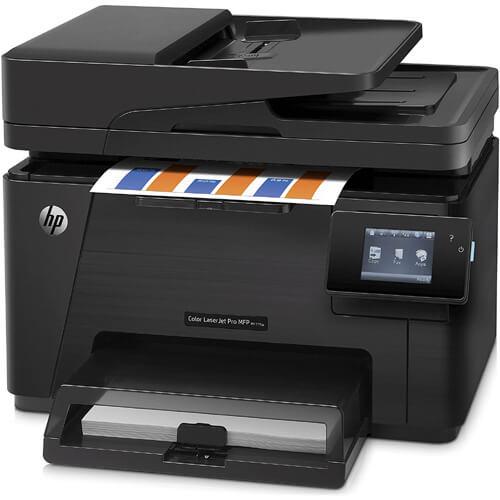 impresora hp m177