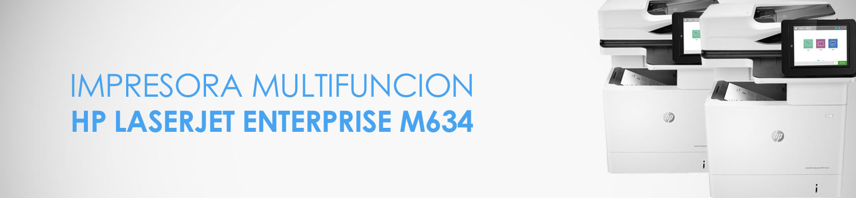 caracteristicas impresora hp m634 mfp