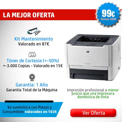 impresora hp barata